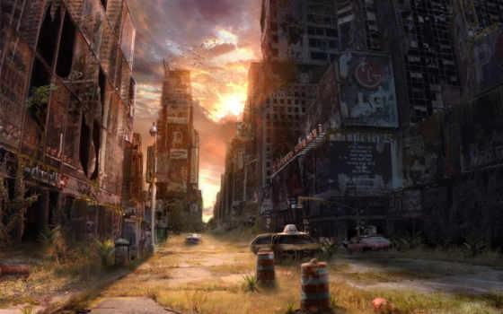 сказание, разруха, город
