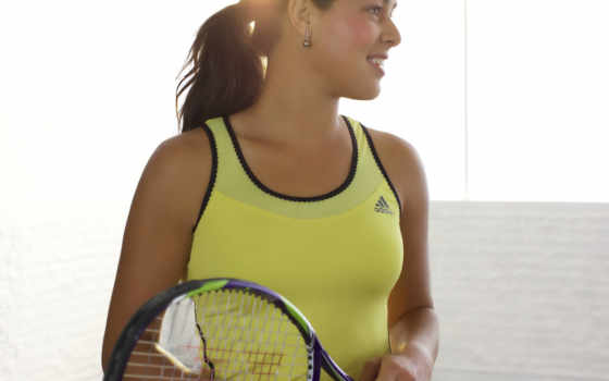 ana, ivanovic, adidas, hot,