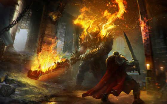 lords, fallen, игры Фон № 118549 разрешение 2880x1800