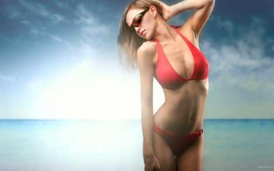 девушка, devushki, купальник Фон № 134867 разрешение 2560x1600