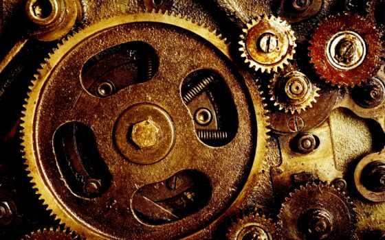 механизм, шестеренки, пружины, шестерни, разное, gilded, шестеренок, пружинок,