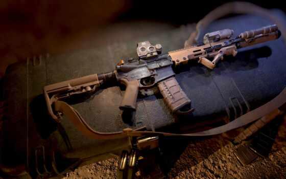 винтовка, оружие, assault, custom, модель, пистолет, американский, semi, акпп