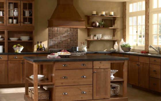 dizain, кухни, дерева, вас, kitchen, дерево, interer, заказ, мебель,