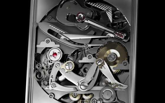 механизм, sentry, часы,