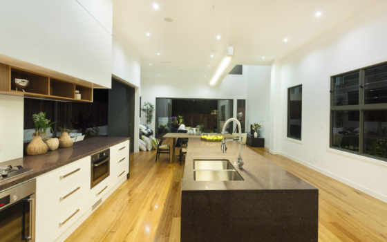 kitchen, narrow, кухня, остров, long, нравится,