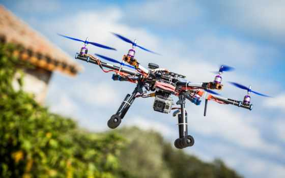 drone, устройство, дрон