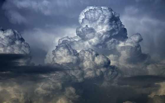 облаков, фотографиях, oblaka, грозовые,
