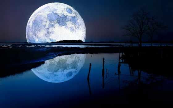 луна, луны, земле, logitech, января, янв, воде, landscape, интернет, июл, отражение,