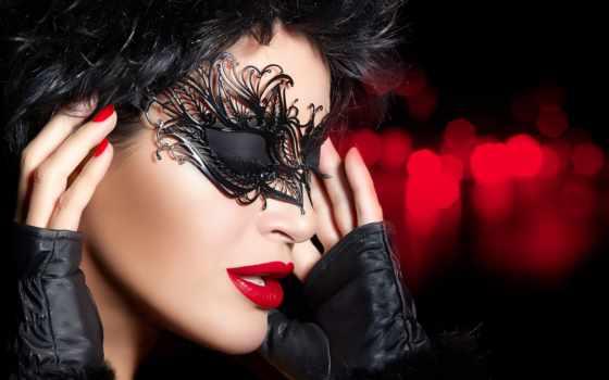 маска, женщина, wearing, masquerade, stock, sexy, модель, images, красавица, венецианский,