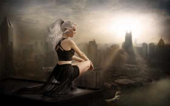 photoshop, dll, how, волос, scene, tutorial, composite,