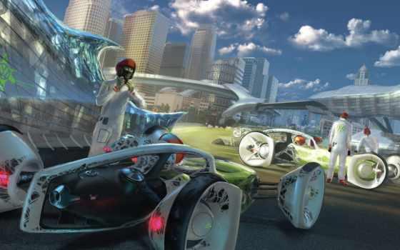 volkswagen, nanospy, next, машина, present, car, fantasy