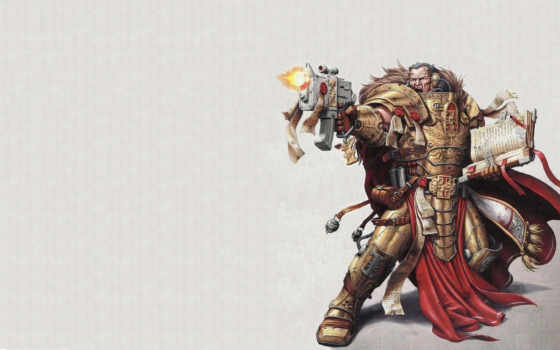 warhammer, inquisitor