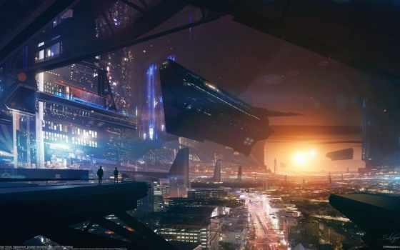 город, будущего, grivet