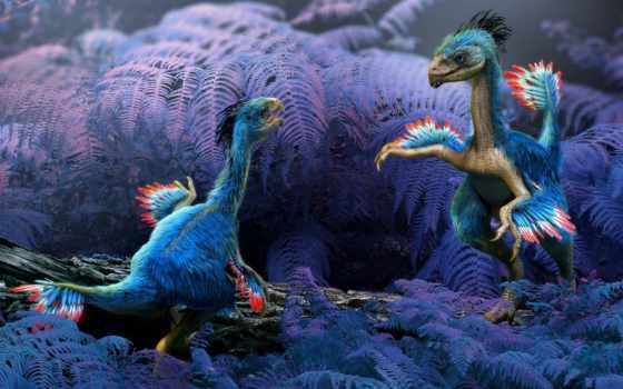 zhivotnye, древние, динозавры,