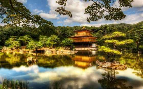 japanese, мира, красивых, самых, садов, лександр, kinkaku, август, сады, самые,