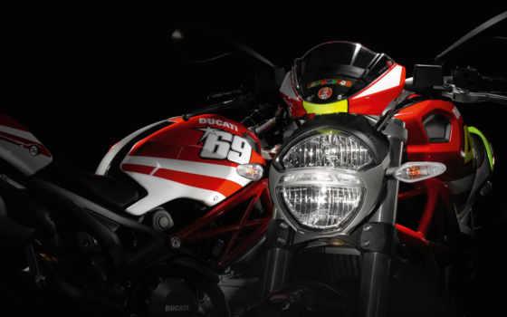 ducati, monster, мотоцикл, rossi, replica, hayden, мотоциклы, motogp,