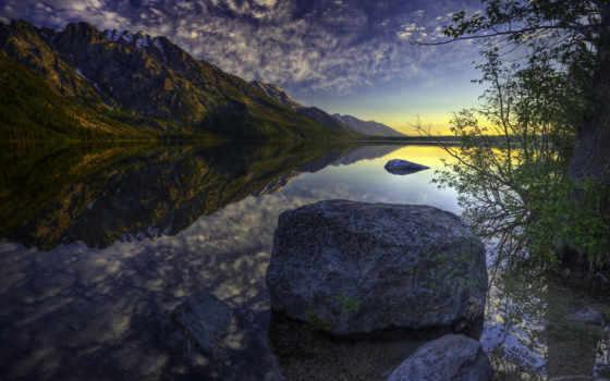 категория, природа, лес, озера, best