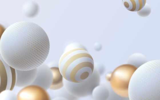 абстракция, графика, мяч, фотообои, abstract, rendering, тор, knot, розовый, сфера