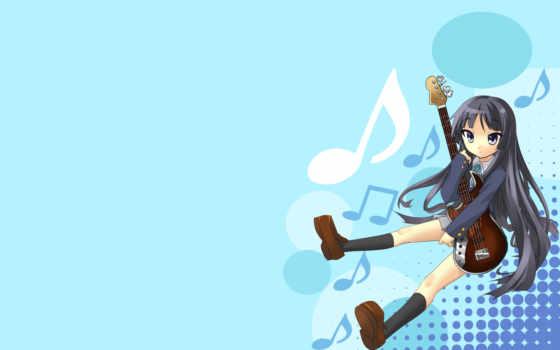mio, akiyama, anime, девушка, гитара, картинка, картинку, save, разрешением, выберите, скачивания, кнопкой, мыши, picsfab, правой, изображение, ней,