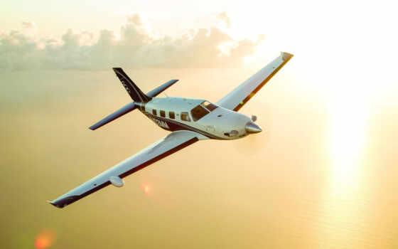 самолёт, piper, avionics, интерьер, усилитель, new, канада, havilland, aero, fly
