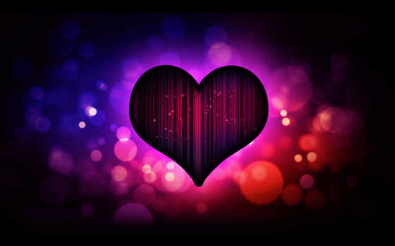 love, сердце, любовь, фиолетовый, темный, wallpaper, light, abstract, liebe,