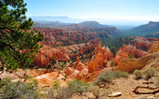 каньон, utah, изображение, usa, national, park, паркс, bryce, фото, природа, desktop,