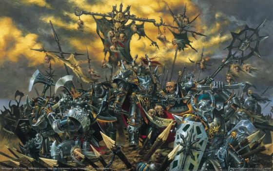 warhammer, chaos Фон № 11188 разрешение 1920x1200