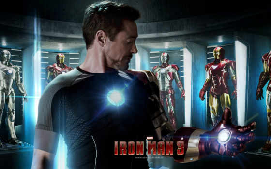 iron, мужчина, роберт