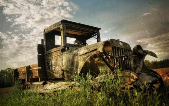 classic, cars, авто, старый, старое, радио, car, ford,