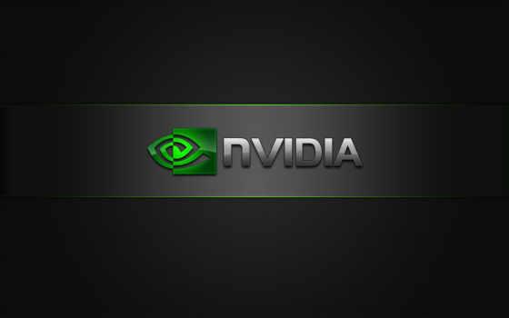 nvidia, logo, логотип, металл, компьютерные, бренд, black,