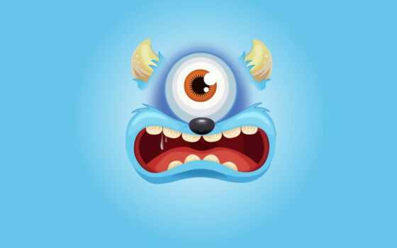 monster, cute, cartoon, анимация, также, monstr, awesome, ton, upload, вектор, favorite