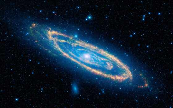 galaxy, blue, ответить, гном