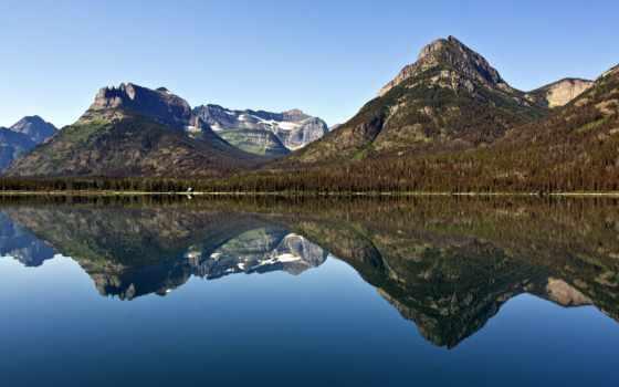 природа, озеро
