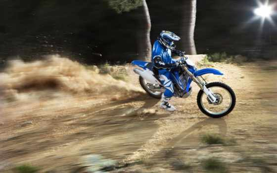 yamaha, спорт, мотоцикл, скорость, дорога, wr, motocross, motorcycles, картинка, мотоцикле, yz,