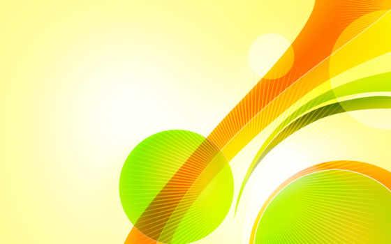 круги, amber, зелёный, яркий, пятна, powerpoint, свет, фон, абстракция, красивые, free,