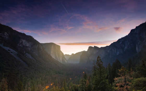 yosemite, park, national, долина, desktop, природа, ultra,