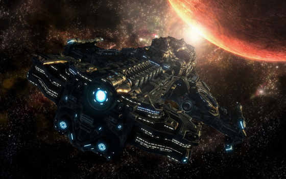 starcraft, battlecruiser, game