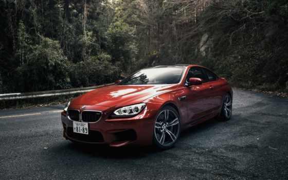 взгляд, страница, машина, bmw, coupe, оранжевая, сверху, машины,