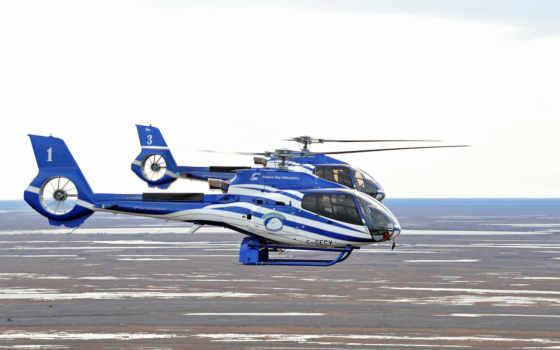 вертолеты, гражданские, авиация, мира, вертолет,