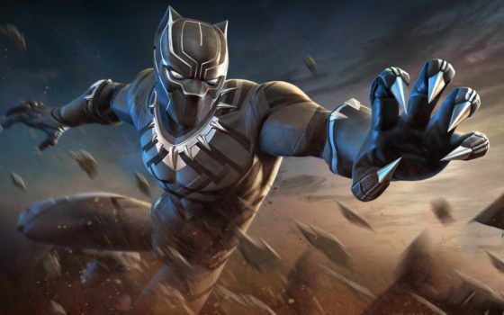 marvel, champions, contest, panther, black, черная, мужчина,