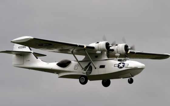 catalina, pby, desktop, самолеты, картинку, free, airplane, авиация,