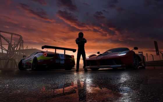 forza, motorsport, game
