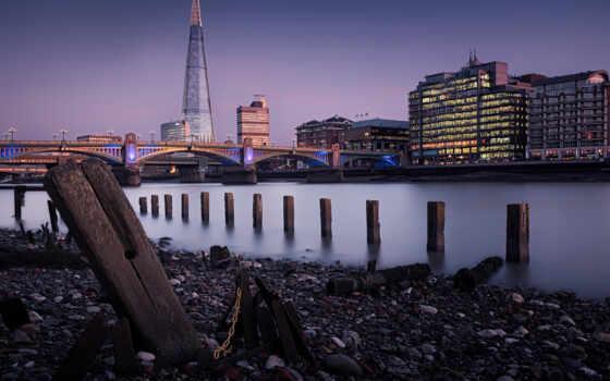 london, англия, огни, биг, дорога, ночь, бен, площадь, отражение, река, огонь
