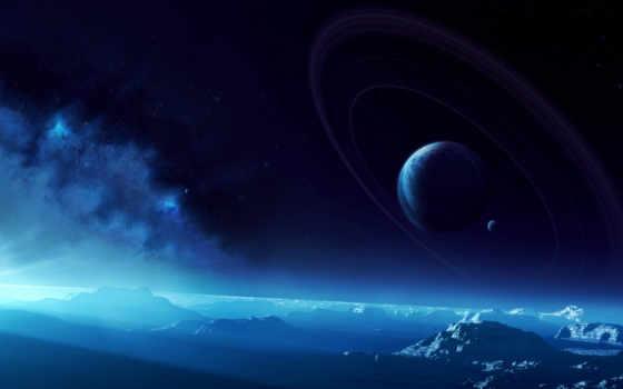 небо, планеты