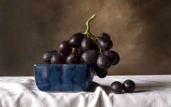 фрукты, виноград