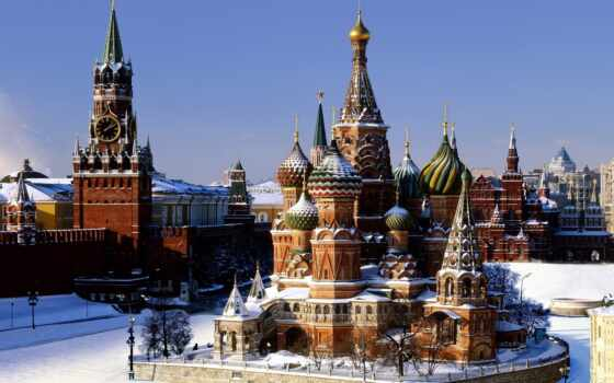москва, кремль, россия Фон № 51150 разрешение 1920x1080