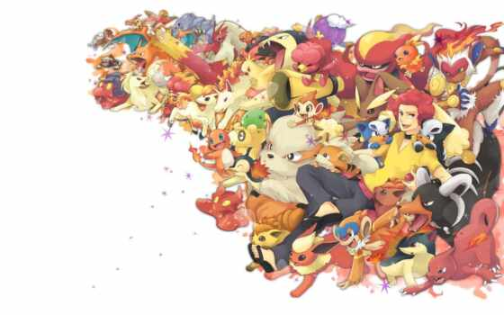 pokemon, покемоны, anime
