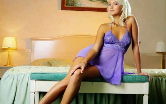 blondinka, лада