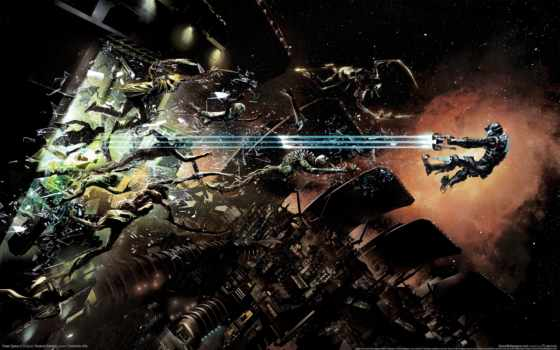 dead, космос Фон № 112820 разрешение 2560x1600