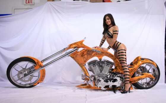 девушка, мото, devushki, bike, мотоцикл, байки,